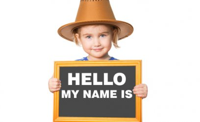 Změna příjmení dítěte