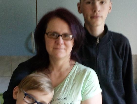 Pomohli jsme Lence a její báječným klukům