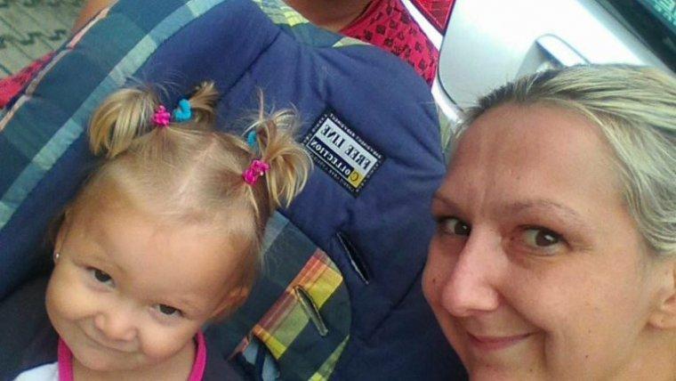 Pomohli jsme Veronice a jejím dětem