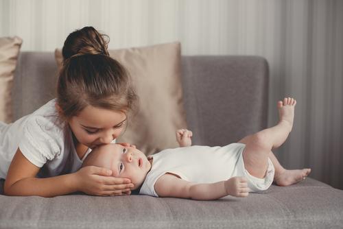 Jaký je ideální věkový rozdíl mezi sourozenci?