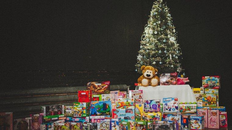 Které děti dostaly od nás vánoční dárek?
