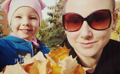 Čtyřletá Nikolka může chodit na obědy ve školce