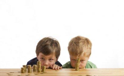 Samoživitelka a daňová sleva na dítě