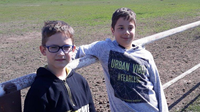 Daniel a Lukáš pojedou na parkourový tábor