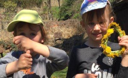 Anička a Štěpánek pojedou na tábor s mini Zoo
