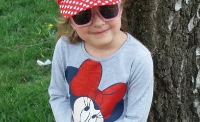 Dášenka si užije tábor Letní hrátky
