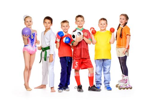 Platíme dětem kroužky a zájmové aktivity
