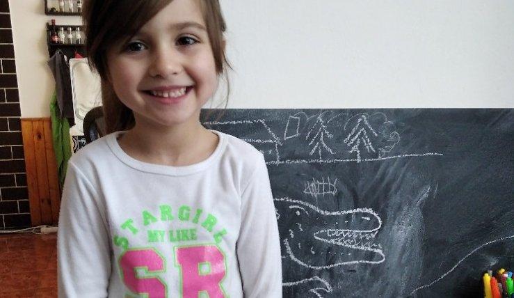 Kristýnka má zaplacené obědy ve školce