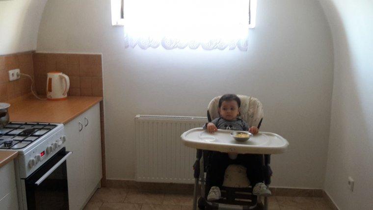 Mamince Daně, která je sama se svým sedmnáctiměsíčním synem jsme pomohli zaplatit nájem