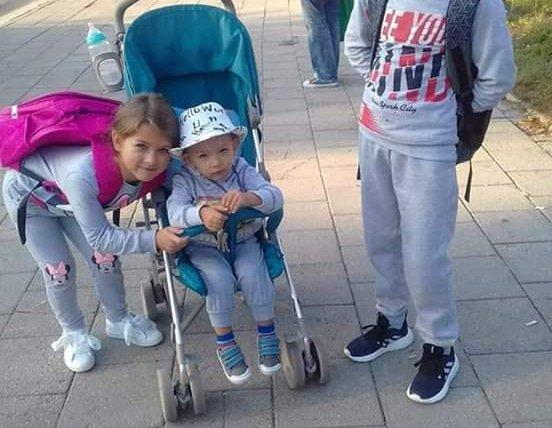 Nájemné pro Ingrid se třemi dětmi
