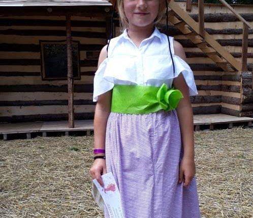 Andulka i letos pojede na tábor